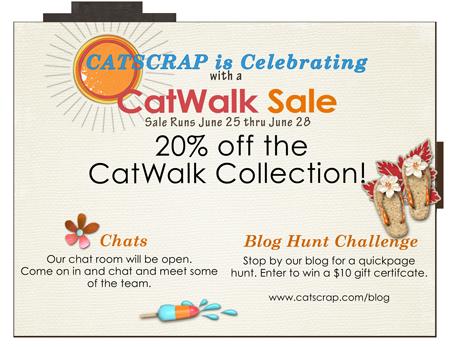 Catscrap-CatWalk-Sale