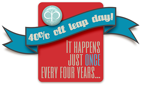 2012leapyearsale